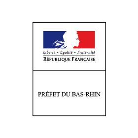 Logo Préfecture du Bas-Rhin